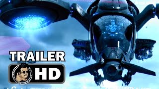 KILL SWITCH Official Trailer #2 (2017) Dan Stevens, Berenice Marlohe Sci-Fi Action Movie HD