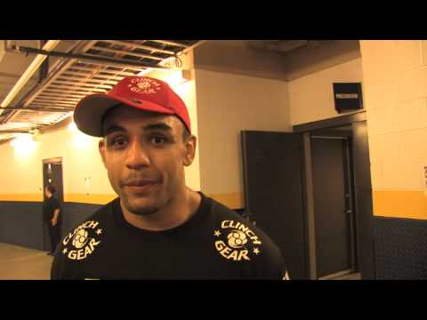 Rafael Feijao Post Fight Interview