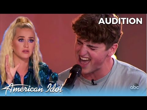 Benson Boone: Katy Perry Predicts This Viral TikTok Guy Can WIN American Idol IF...