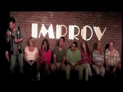 Flip Orley - JUST NOW:  a surprising puppet at the Addison Improv 6-6-13