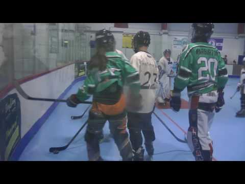 Bullets v Khaos U16 BIPHA Nationals 24 6 2017 Roller Hockey
