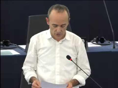 EH Bildu critica la propuesta de la de plan de trabajo para 2015 de la Comisión Europea