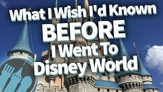 Video What I Wish I'd Known Before I Went To Disney World MP3, 3GP, MP4, WEBM, AVI, FLV Februari 2019