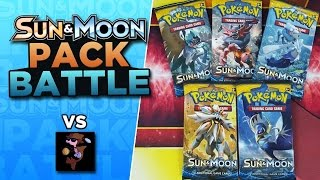 EARLY Pokemon Cards Opening of 5 Sun & Moon Booster Packs by ThePokeCapital