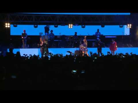 Rombai video La despedida de Camila Rajchman - Argentina - Luna Park 2016
