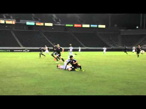 Video: LA Galaxy II vs Richmond Kickers | September 1, 2014 | Highlights