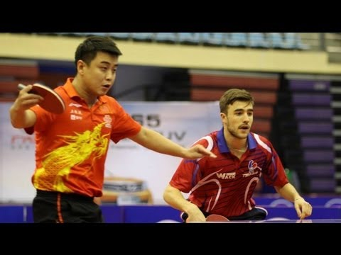 Long - Review all the highlights from the Ma Long/Timo Boll vs Wang Hao/Quentin Robinot Men's Doubles semifinals match from the ITTF 2013 World Tour (Super Series) ...