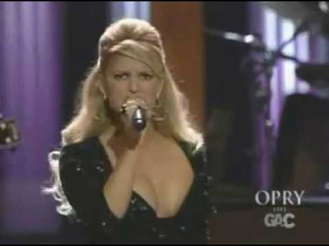 Jessica Simpson. Come On Over. Live Performance.