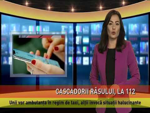 """Motive de """"Cascadorii râsului"""", invocate de români la 112"""