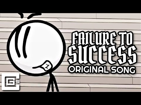 """HENRY STICKMIN SONG ▶ """"Failure to Success"""" (Escaping the Prison) 