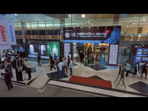 IndoBuildTech Expo 2021