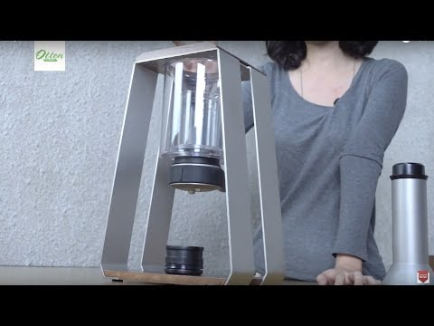 Review Trinity One Coffee Maker (3 in 1)