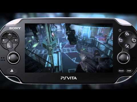 Killzone Mercenary story   PS Vita