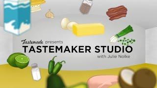 Julie's 360º VR Rootbeer Fajitas |  Tastemade Hors d'oeuVRes by Tastemade