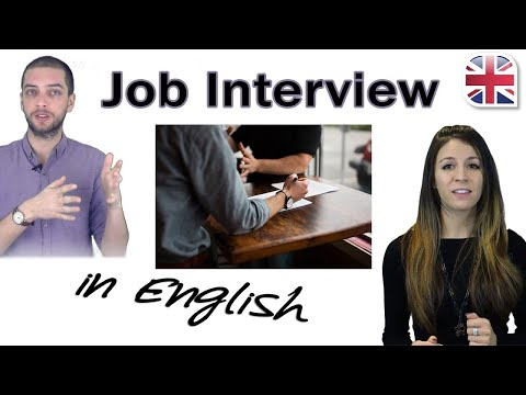English Job Interview Tips and Tricks - How to Answer Job Interview Questions in English
