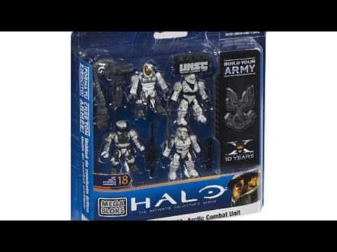 Video Video ad of the Halo Arctic Combat Unit Unsc White