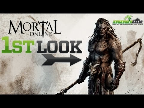 Mortal Online First Look