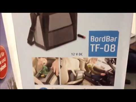 TF 08 Kühlbox  Auto 12V Waeco BordBar TF-08  9105300001 8 Liter Inhalt