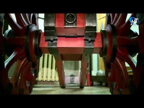 Коллекция музея-заповедника пополнилась артиллеристским орудием