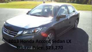 2013 Honda Accord Vs 2013 Nissan Altima REVIEW&TEST DRIVE