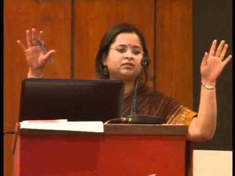 Dr Kathleen Cravero and Urvashi Gandhi, Session-II