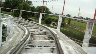 Melrose Park (IL) United States  city photo : Little Dipper rollercoaster at Kiddieland, Melrose Park IL