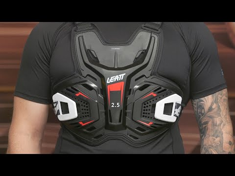 Leatt 2 5 Chest Protector Review