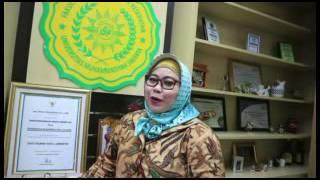 Kejutan Ulang Tahun Rektor UMJ Bpk. Prof. Dr. Syaiful Bakhri, SH., MH