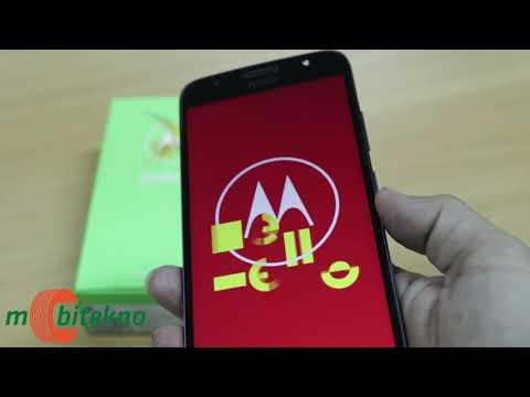 Unboxing Moto G5s Plus