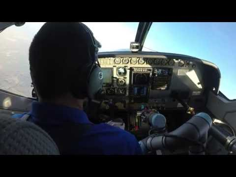 Watch DARPA s autopilot system fly a turboprop