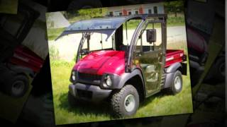 7. UTV Full Hard Cab Enclosure by Kolpin Powersports for Kawasaki Mule 600/610