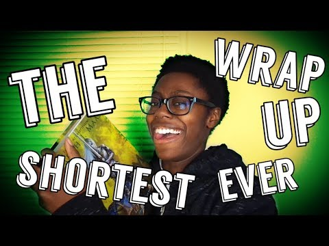 THE SHORTEST OCTOBER WRAP UP EVER | 2018