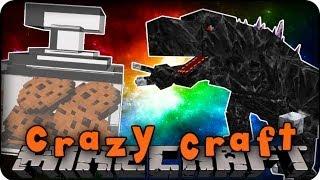 Minecraft Mods - CRAZY CRAFT 2.0 - Ep # 59 'MONSTER OF COOKIES!!' (Superhero Mod)