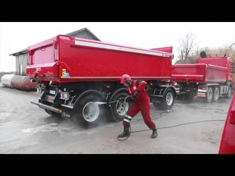 Ingar Kvia lastebilvask