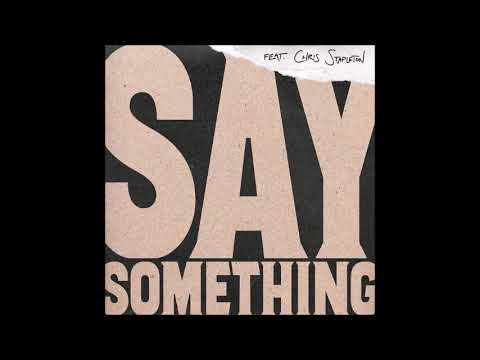 Justin Timberlake  - Say Something (feat. Chris Stapleton) (Radio Edit)