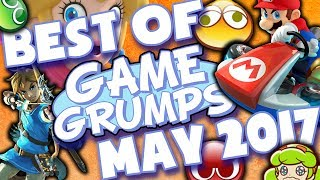 BEST OF Game Grumps - May 2017