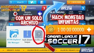 super hack monedas infinitas para dream league soccer 2017 sin root