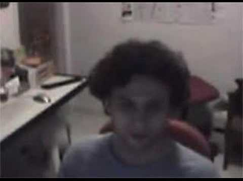 Strange Creature Caught on Webcam