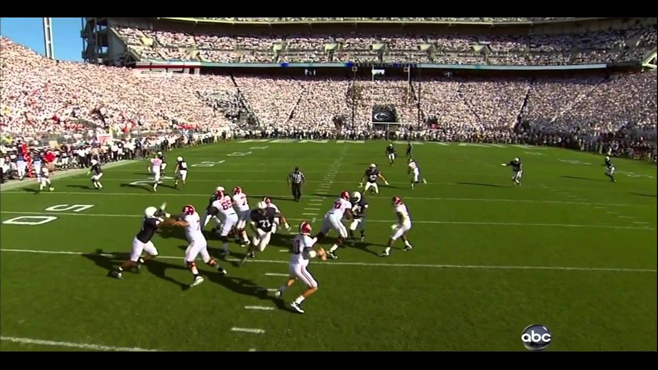 Devon Still vs Alabama 2011
