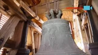 NECHTE ZVONY ZNÍT: Záběry ze zvonění na starý zvon v poutním městě Nepomuku