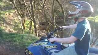 9. Polaris Scrambler 500 & Trailblazer 250 Hill Climb