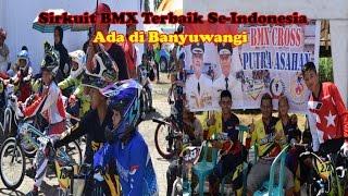 Pembalap BMX Internasional Puji Banyuwangi 350 Rider Ramaikan