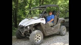 6. 2017 Yamaha Wolverine R Spec Break In Ride @ Windrock Trail 11  Aug 13 2016