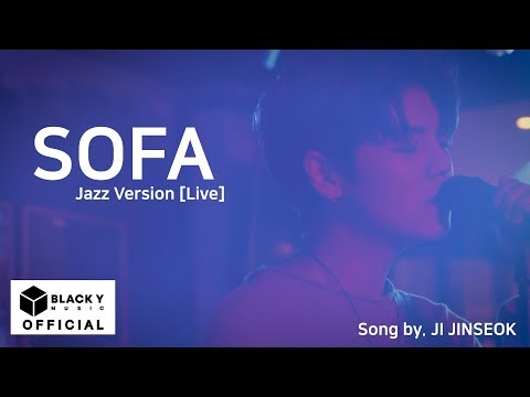 지진석(JI JIN SEOK) COVER 'Crush-Sofa' Jazz Version(Live Clip)
