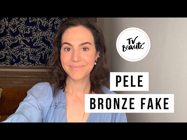 Pele Bronze Fake - TV Beauté | Vic Ceridono - Victoria Ceridono