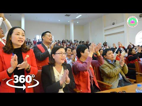 """Video 360°: """"Sức Mạnh Nhân Đạo"""" - Chi Hội Tán Trợ Chữ Thập Đỏ Tình Người"""