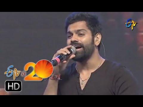 Sri-Ramachandra-Performance--Cinema-Chupista-Mava-Song-in-Mahabubnagar-ETV-20-Celebrations