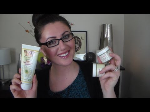 Burt's Bees Face Product Review