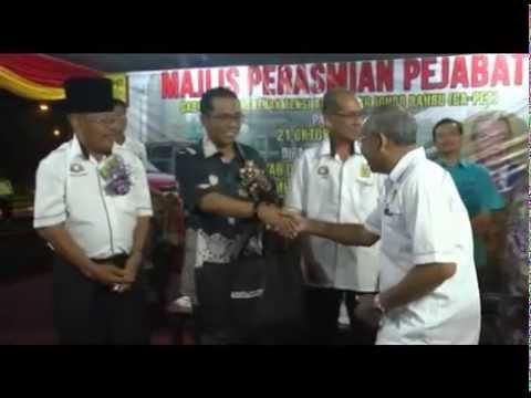 Perasmian Pejabat Gabungan Persatuan Teksi Berdaftar JB (GA-PET)