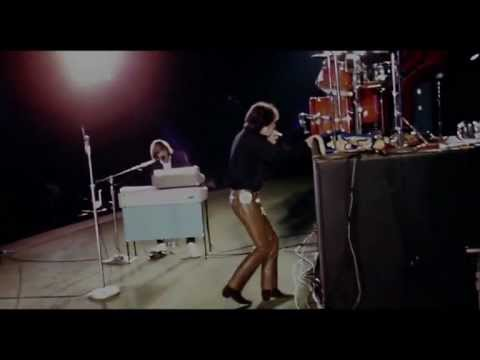 The Doors Light my fire live in hollywood bowl 1968 HD (видео)